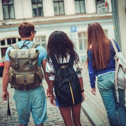 The best places to travel for students