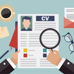 Write Your First CV Tips